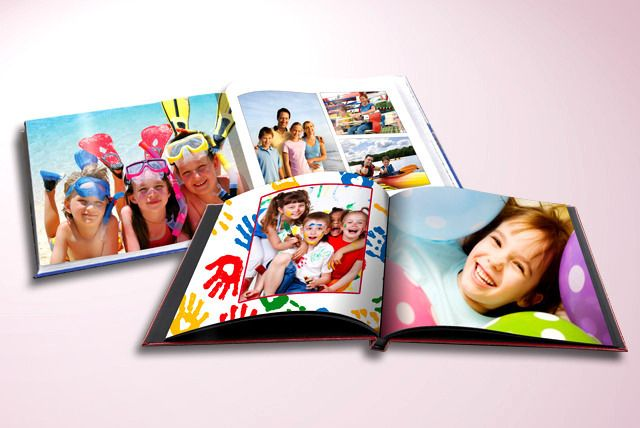 30-Page Custom Photobook