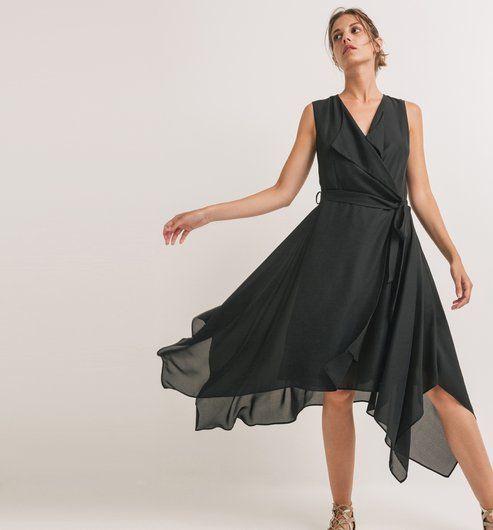 Zavinovací+šaty