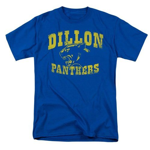 Friday Night Lights Dillon Panthers Distressed T-shirt