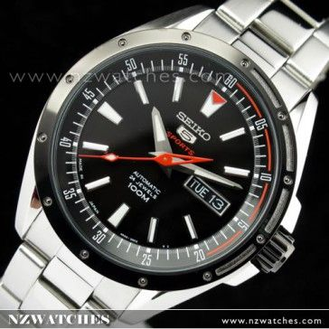 BUY Seiko 5 Sports 4R36 Automatic Mens Watch SRP155J1, SRP155 Japan - Buy Watches Online | SEIKO NZ Watches