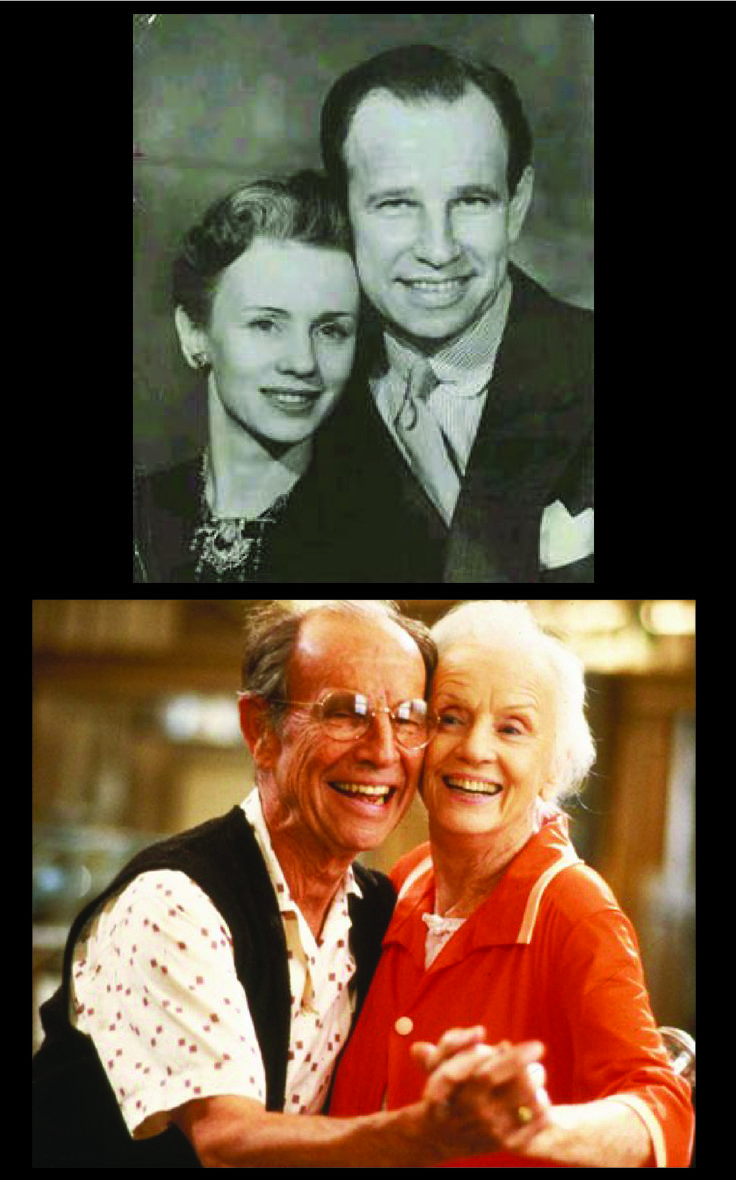 Jessica Tandy, born Jessie Alice Tandy (1909–1994) & Hume Blake Cronyn (1911–2003)  Married 52 years