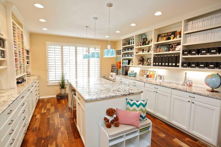 Dream Craft Room! Richard Garay's