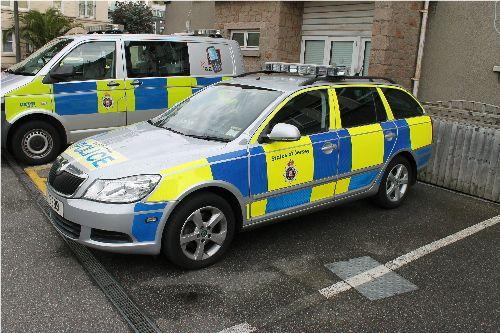 States of Jersey Police Skoda Octavia II Combi