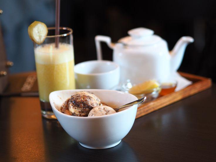ice cream in #prague in #cacaopraha #czechrepublic #homemadeicecream #homemade #icecream #icecreamprague #icecreampraha #cacaoprague