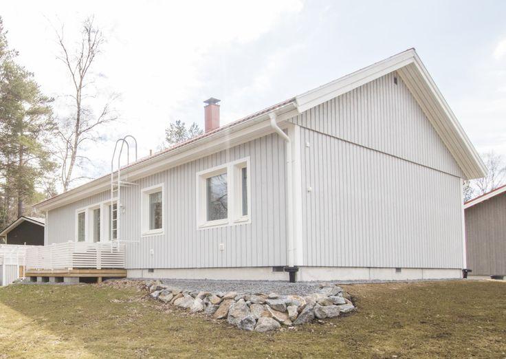 Melatar, 4 huonetta, keittiö ja sauna. Huoneistoala: 101,5 M²