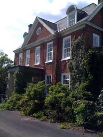 Duryard Halls, University of Exeter