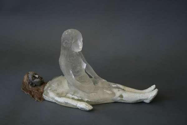 christina bothwell glass | Surreal Symbolic Figurines - The Christina Bothwell Glass Sculptures ...