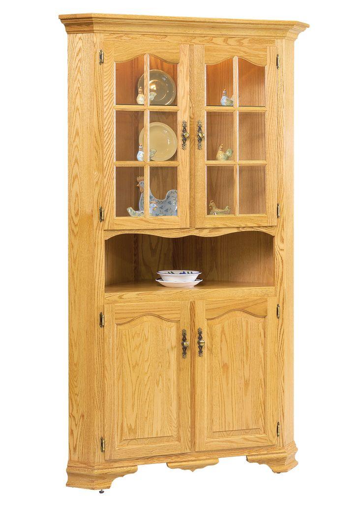 Best 25 Corner Hutch Ideas On Pinterest Corner Cabinets