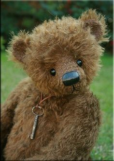 Teddy~I still have a few left~but after keeping a whole collection for years~I gave many away ~most were given to sick or needy children~I feel great that my teddy's are so loved~and not just waiting any longer~