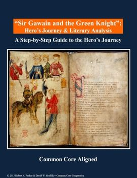 beowulf and sir gawain s heroism literary archetype Sir gawain is a hero in the poem heroism and presence of supernatural forces are also found in beowulf beowulf fights with dangerous enemies and creatures all around him on his way to the green sir gawain's second test is to withstand the temptation of the green knight's wife.