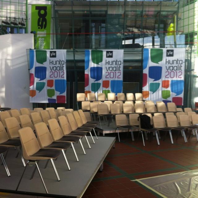 Iso paja valmistautuu kuntavaaleihin 2012 #kuntavaalit #yleme