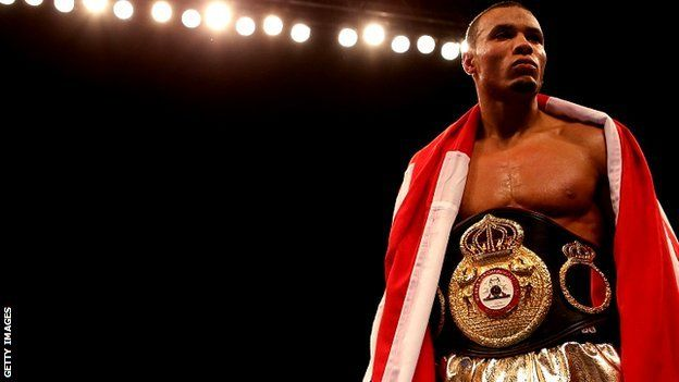 Welcome to sportmasta's Blog.: Chris Eubank Jr stops Tony Jeter in round two in S...