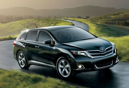 2013 Toyota Venza. My little slice of awesomeness.