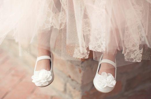 cream, flower girl dresses, pink, ruffles, tutu, whimsical-bright, flats, white, women shoes, Phoenix, Arizona