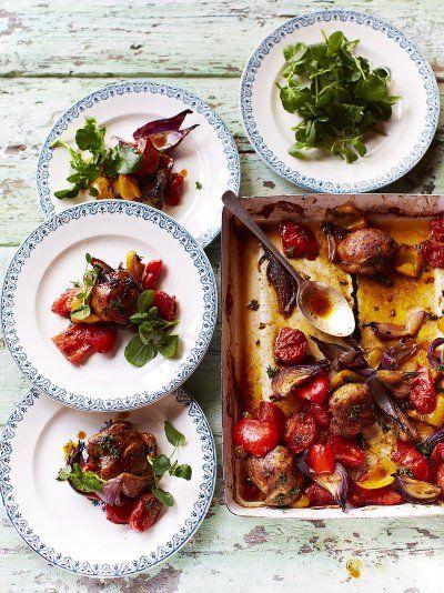 Hit 'n' run traybaked chicken | Jamie Oliver#dbAqWyCKps0Jhbz7.97#dbAqWyCKps0Jhbz7.97