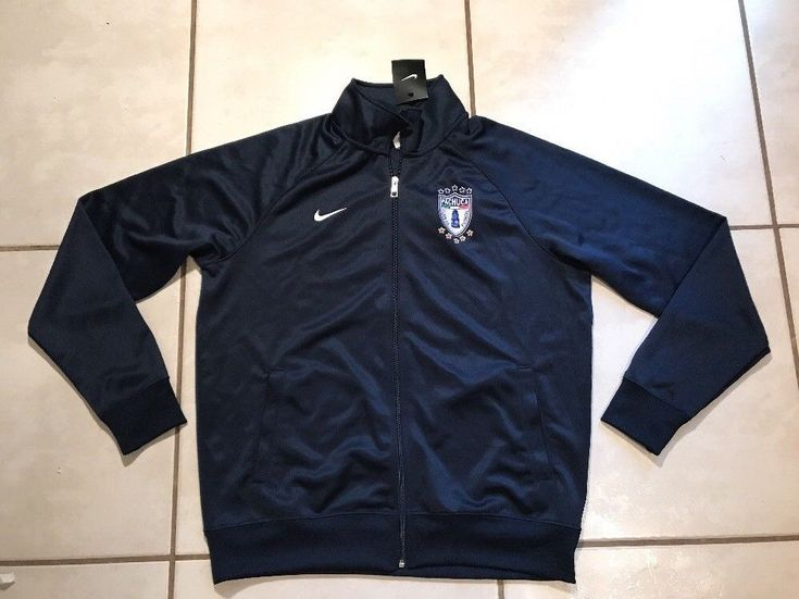 NWT NIKE CF Pachuca Mexico Soccer Jacket Men's Large  | eBay