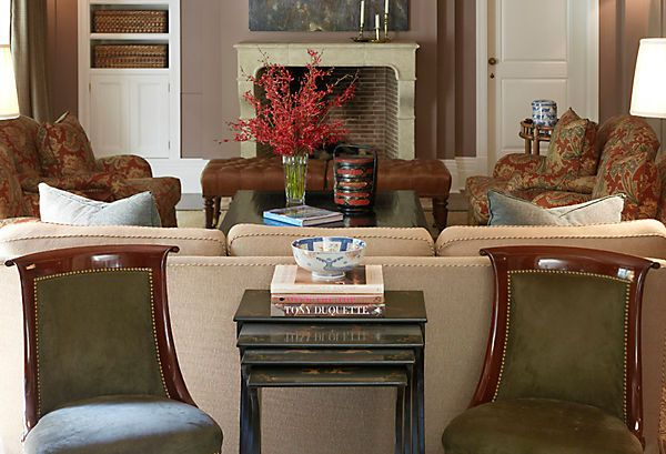 Replace A Console With An Elegant Set Of Nesting Tables
