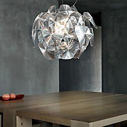 Pendant Light Modern Luceplan Design 1 Light | LightInTheBox