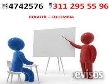 Excel  Básico, Avanzado, Macros, solver, análisis de datos escenarios   Bogotá a nivel emp Excel  Básico, Avanzado, Macros, solver, análisis de datos .. http://bogota-city.evisos.com.co/excel-basico-avanzado-macros-solver-analisis-de-datos-escenarios-bogota-a-nivel-emp-id-447708