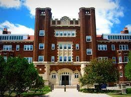 Carleton College in Northfield, MN