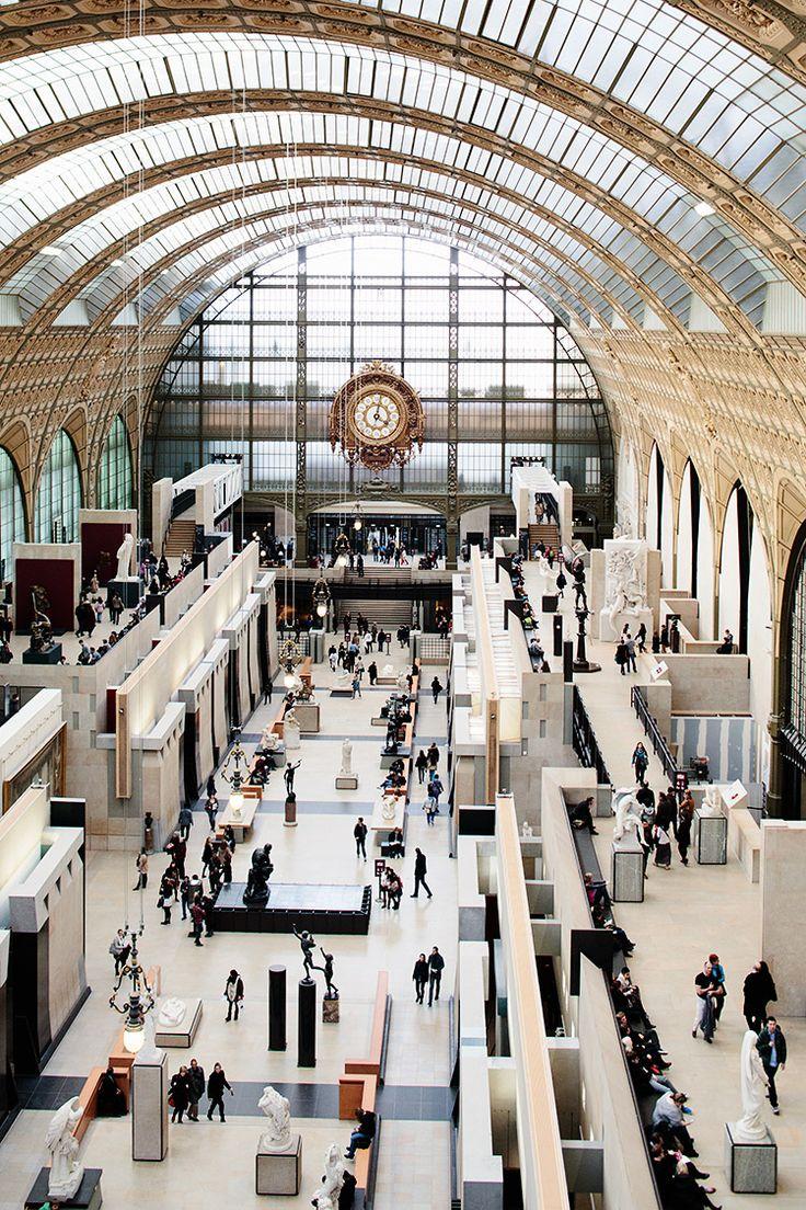 VISITE / Musée d'Orsay @ 1 Rue de la Légion d'Honneur, 75007 Paris