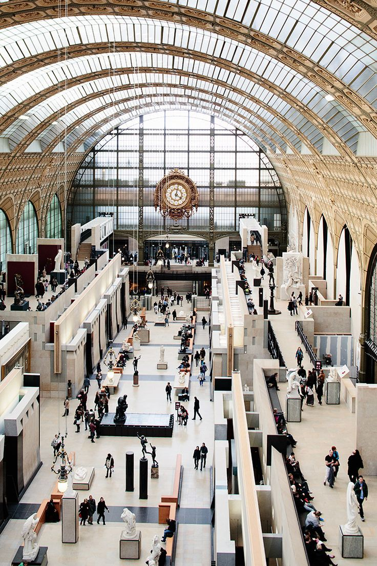 Musee d' Orsay, Paris.