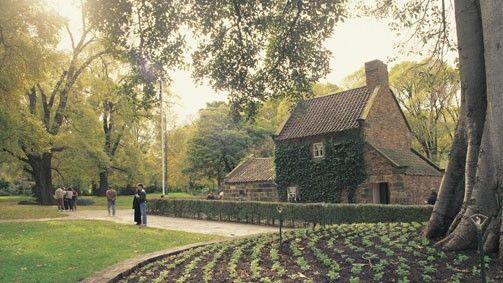 Cooks Cottage, Attraction, Melbourne, Victoria, Australia