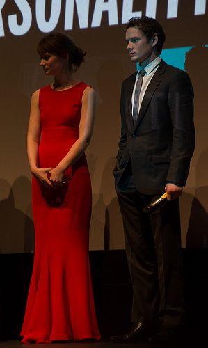 Mia Wasikowska and Anton Yelchin