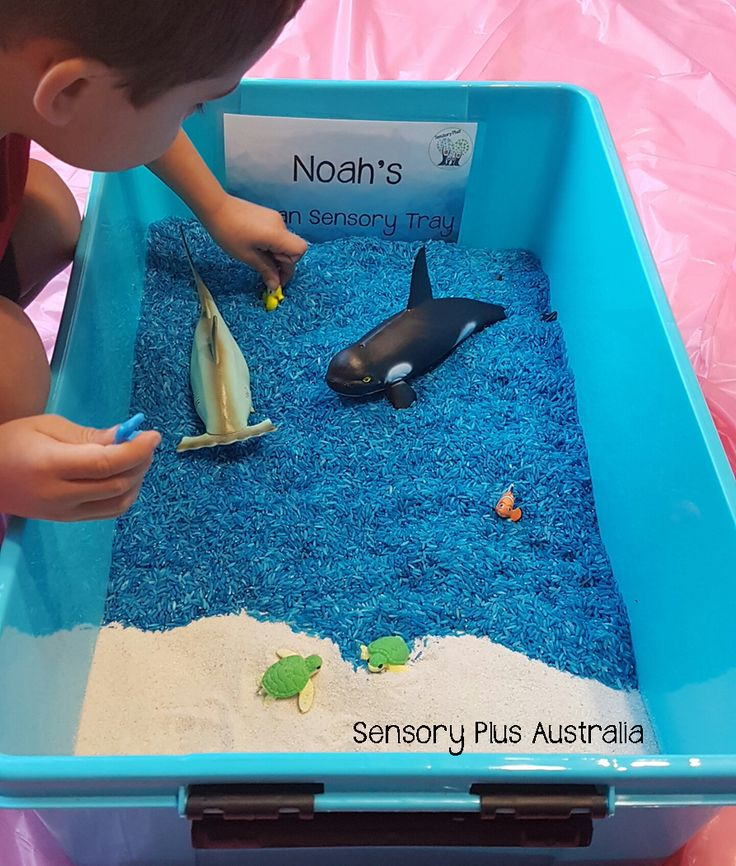 Our Ocean Sensory Box is a favourite of my sons. A brilliant way to calm down after a busy day. Available for Pickup from Perth, Western Australia via our Facebook or Etsy Pages.