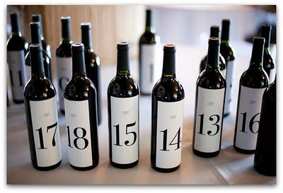 The wine bottle advent calendar will get you through the holiday season!