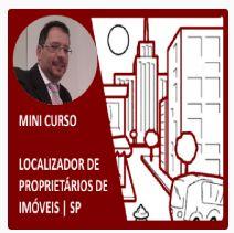 Mini Curso Localizador de Proprietários de Imóveis - SP. Voltado a profissionais da área imobiliária... https://go.hotmart.com/A5007313B #PreçoBaixoAgora #MagazineJC79
