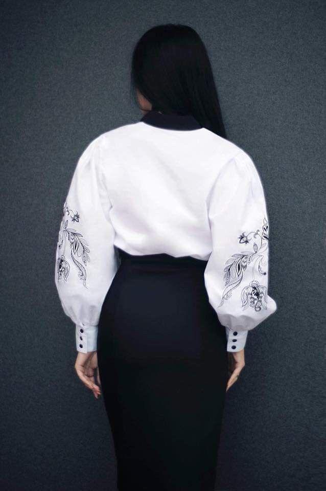 Пін від користувача Наталі на Сучасний одяг з вишивкою 3af358f490522