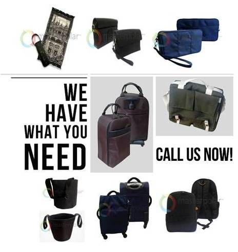 Membina jalinan kerjasama & meningkatkan citra perusahaan, dapat diungkapkan dalam bentuk produk Tas dan sejenisnya (bags product) berbahan Kulit &Kainserta produk pendukungnya).  MPI, siap membantu Anda, mewujudkan ungkapan syukur serta kenangan bercahaya dalam produk tas dan sejenisnya berkwalitas.  Silahkan dan jangan segan menghubungi kami:  Arie Cahyana/+628159898965   #bag #wallet #backpack #racksack #fashion #waman #man #followme #like4like #instadaily #jakarta #tangerang #indonesia
