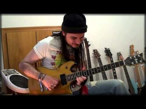 Nightwish - Bye Bye Beautiful by Victor de Andres (Guitar cover) - YouTube