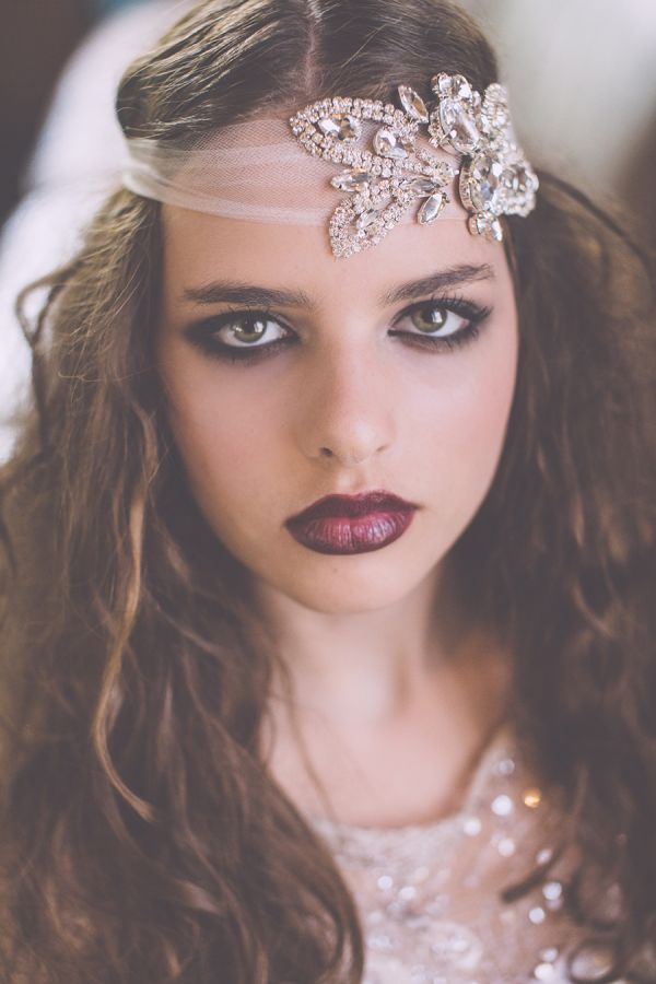 Swooned: Writ in the Stars: A Mystic Styled Shoot with Art Nouveau Influences