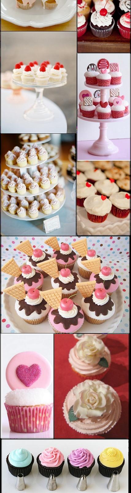 - Bodas Colorín Colorado -: - Cupcakes de Cuento