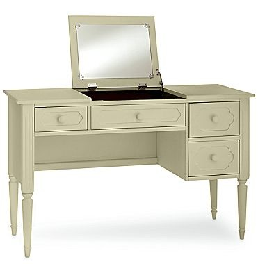 Cute idea for desk vanity combo furniture pinterest for Cute vanity desk