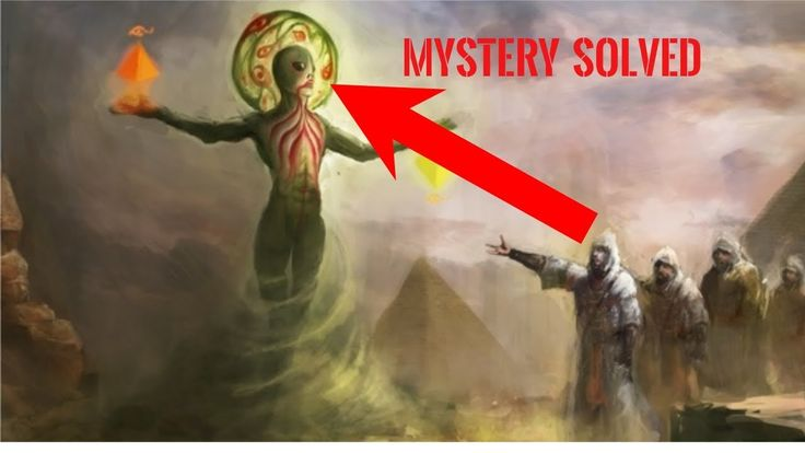 The Mystery Of Aliens And UFOs Is Finally Solved In 2018. https://youtu.be/xw2pp6rtYzI via @YouTube