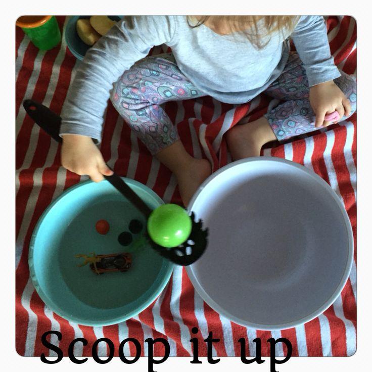 Scoop it up!