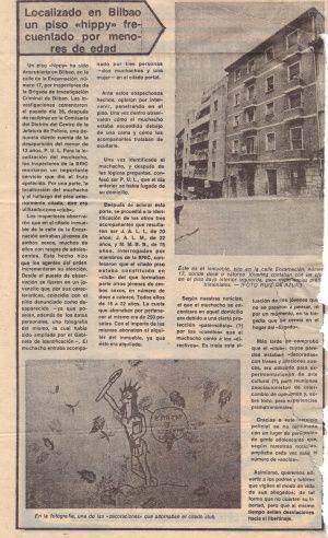 Hablamos con los hippies del piso de Bilbao de los 70 que ha resucitado en 2017 gracias a Twitter | Verne EL PAÍS