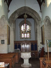 Chinnor - St.Andrew's, Nave. © Don Evemy