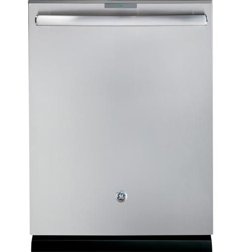 Pdt750ssfss Ge Profile Series Stainless Steel Interior Dishwasher With Hidden Controls Ge