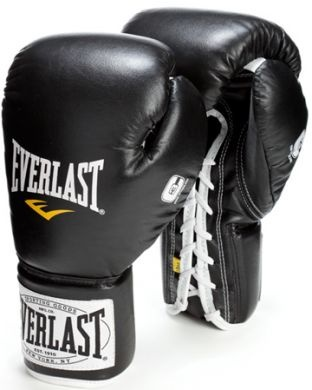 USA Everlast Pro Fight Boxing Glove    Everlast Fight glove is bringing back the fight glove with the perfect balance of power, protection and performance.