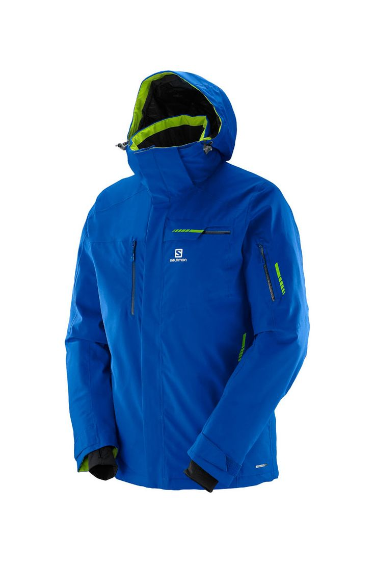 The Best Ing 2017 Salomon Brilliant Insulated Ski Jacket Gets Subtle Style Updates With