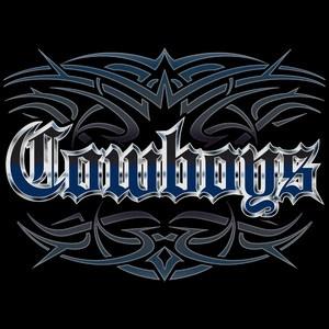 New+Cowboys+Tattoo+Style+T+Shirt+Dallas+M+L+XL+2X+3X+Mens+WomenS+