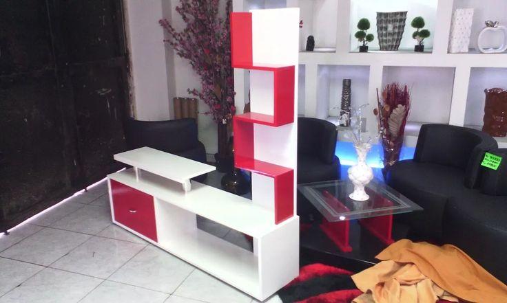 Muebles De Tv Mínimalistas, Modernos... - Bs. 180.000,00 en Mercado Libre