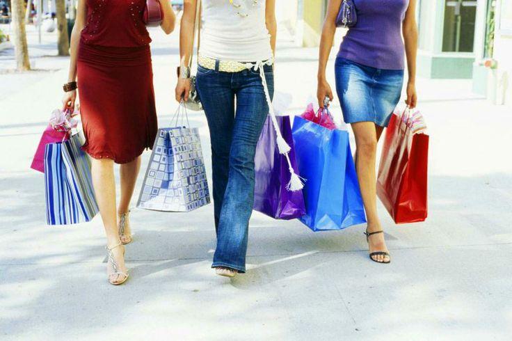 Daarom houden vrouwen van #shoppen! #41magazine