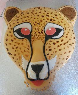 Centomilaidee: Torta Ghepardo