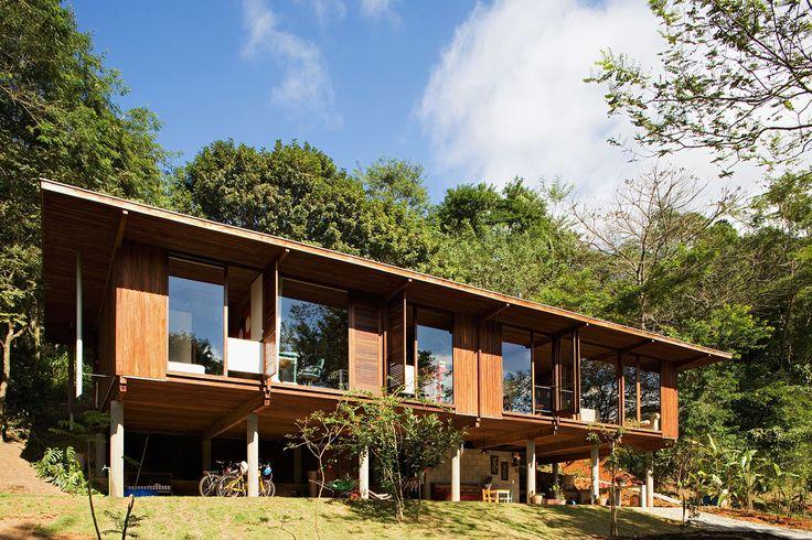 Galeria - Vila Taguai / Cristina Xavier Arquitetura - 1