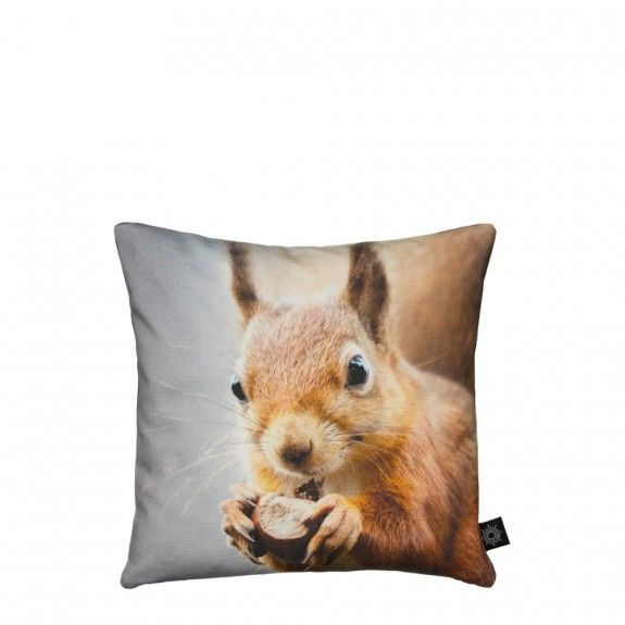 By Nord Kids Squirrel Cushion